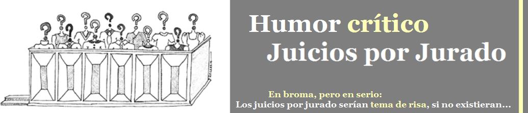 Humor sobre Juicios por Jurado
