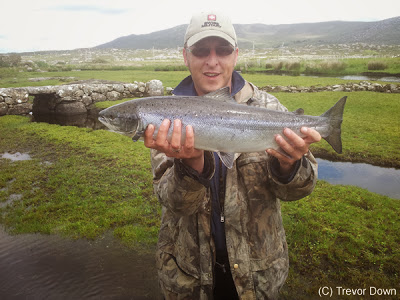 fly fishing ireland