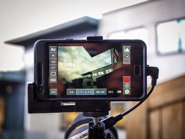 kamera dslr android