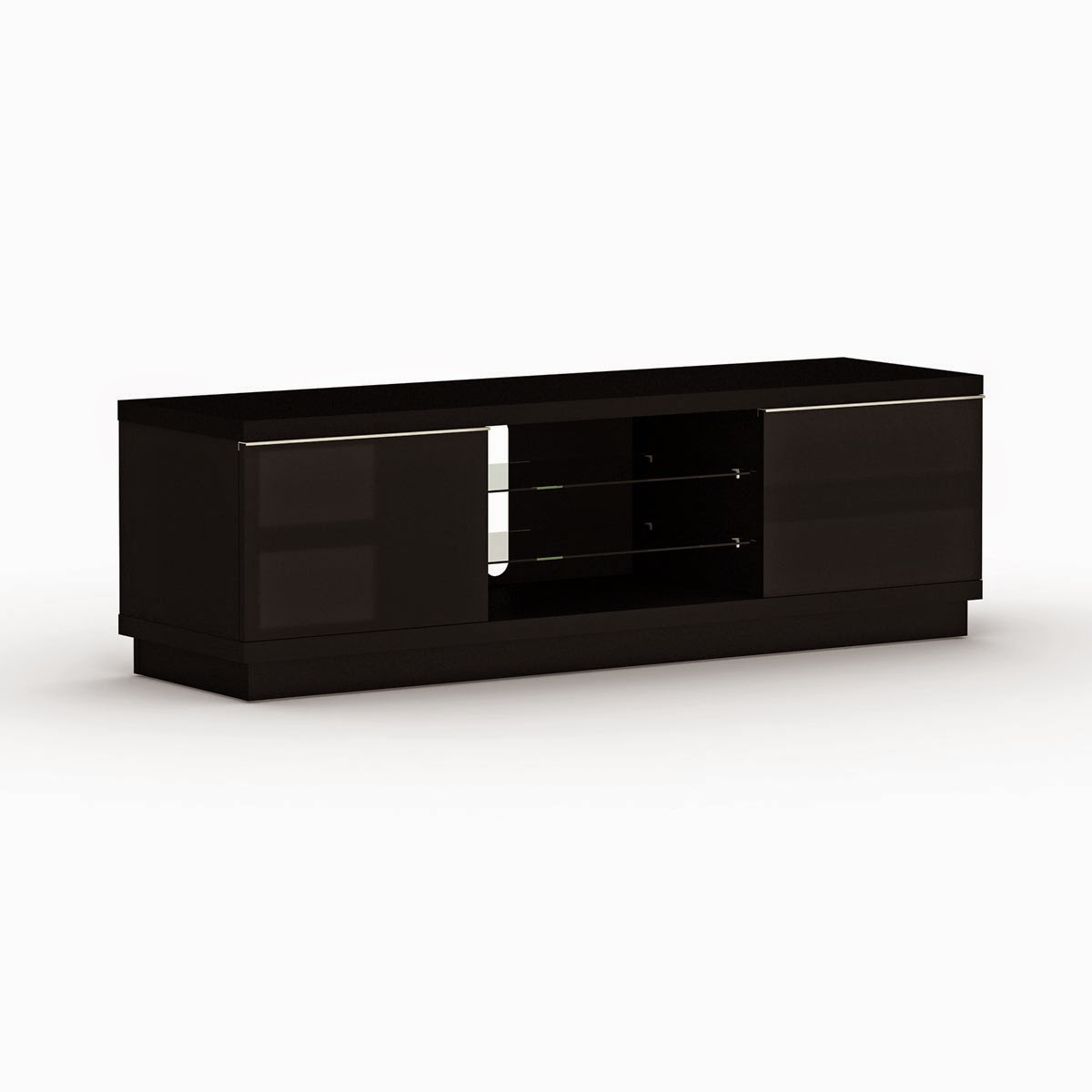 Meuble Tv Laque Noir Ikea Conceptions De Maison Blanzza Com # Meuble Ikea Noir Laque