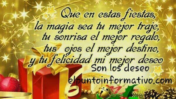 Felices fiestas,🎄Salud🥂 elpuntoinformativo.com⛄