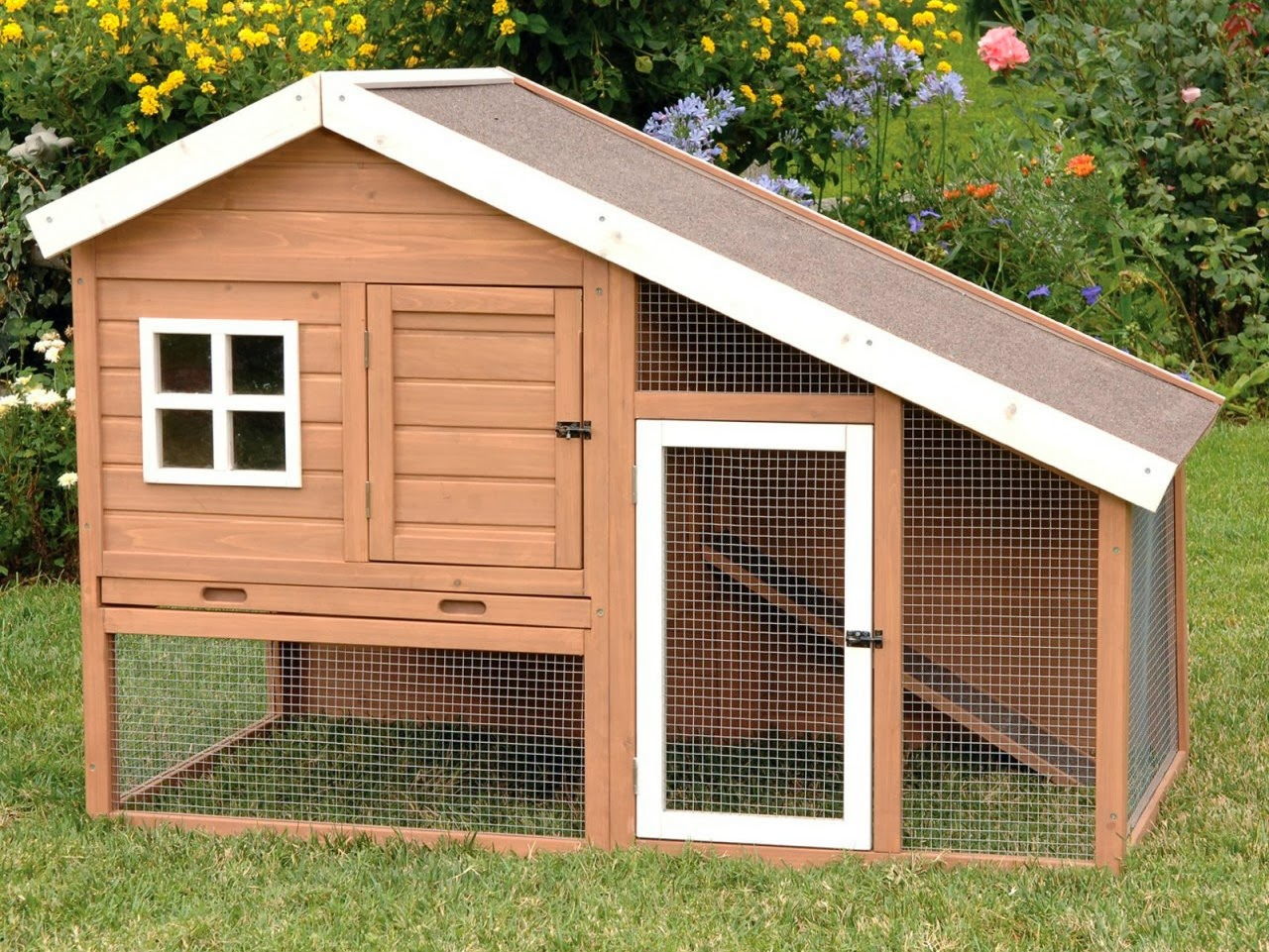 Chicken house plans chicken house designs - Small dog house blueprints ...
