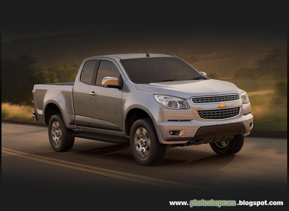 Nova Chevrolet S10 2012