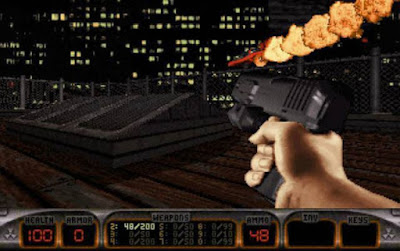 Duke Nukem 3D PC Games for windows