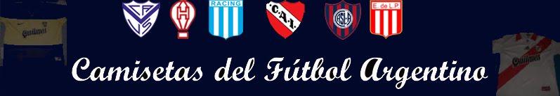 Camisetas Del Fútbol Argentino