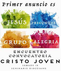 Encuentro CRISTO JOVEN