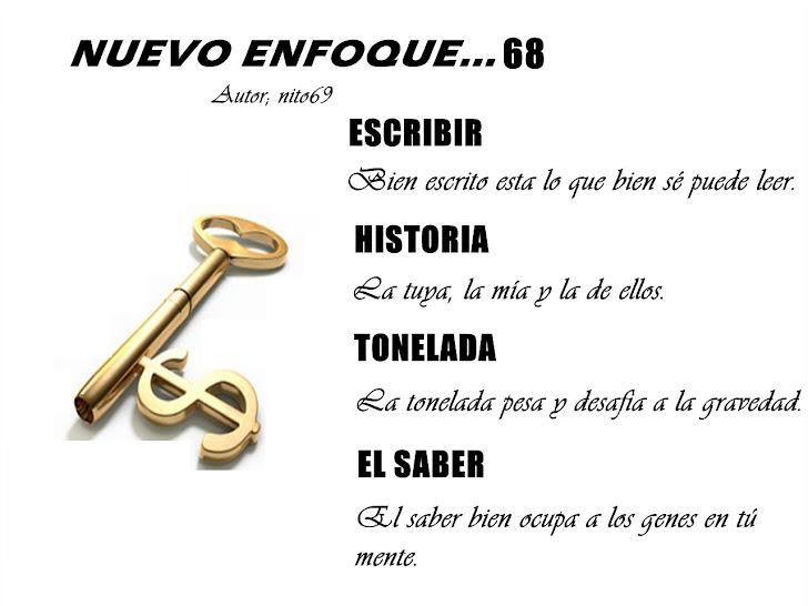 NUEVO ENFOQUE...68