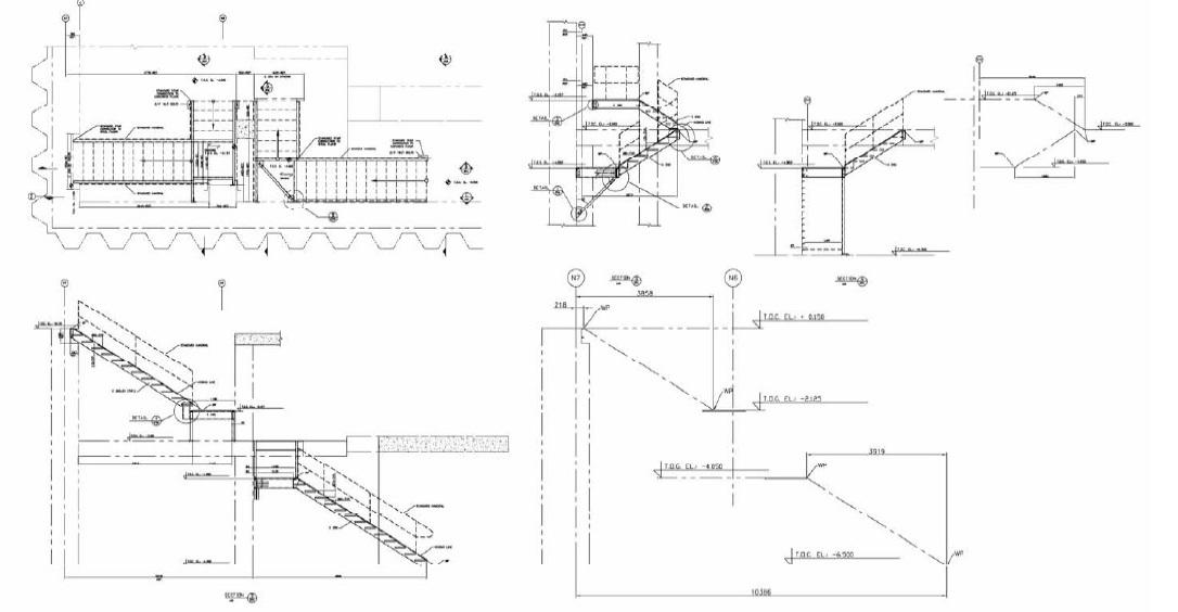 Steel ConstructionStairs