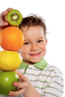 Alimentación en los niños