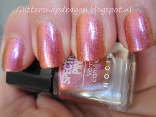 Nocibé Vernis Caméléon - Spectral Pink