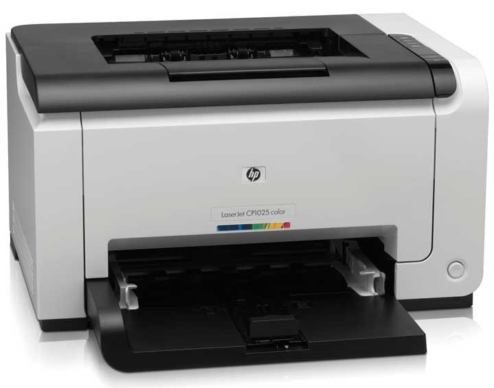HP Laserjet CP1025 Color