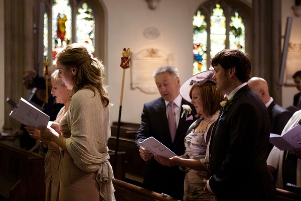 London Wedding at All Saints Church in Fulham
