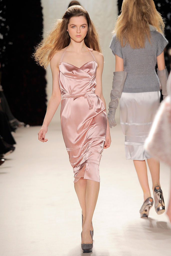 Nina Ricci Fall 2010 | Peter Copping