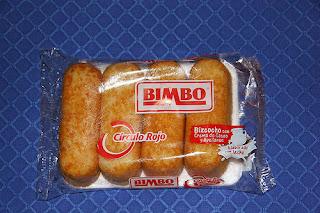 Pastelitos Bimbo.