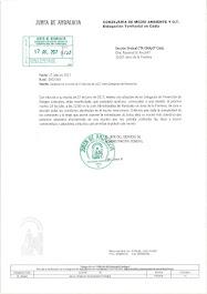 Respuesta a los escritos solicitando a la Administración el cumplimiento de las obligaciones de la