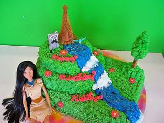 Tortas de Pocahontas, parte 2