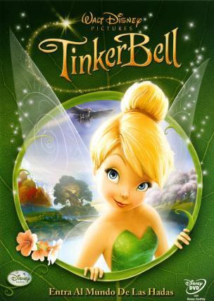 Filme Tinkerbell : Uma Aventura No Mundo Das Fadas   Dublado