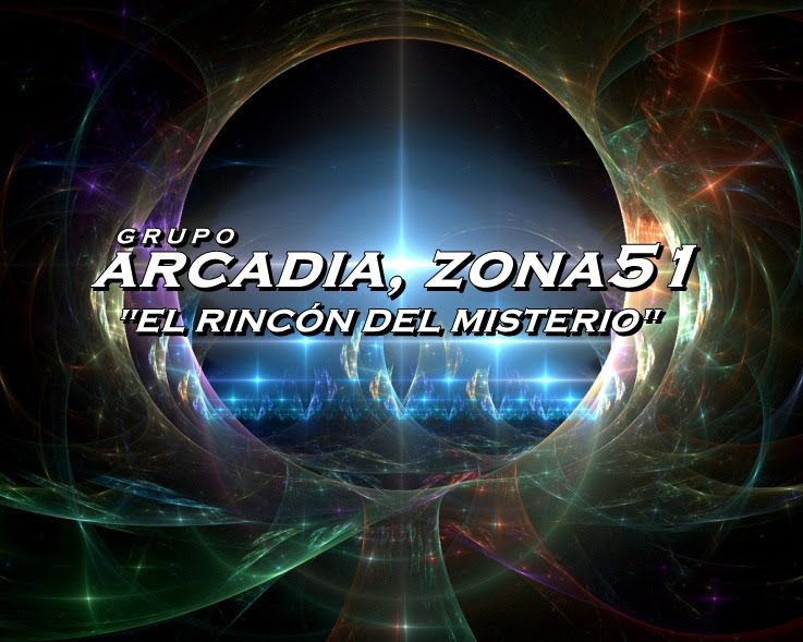 """Arcadia, zona 51, """"El Rincón Del Misterio"""""""