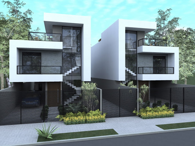 Mont alverne ii despojo e modernidade blog jba im veis for Casas modernas renders