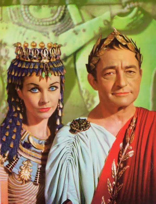 Historical People in the Movies: Julius Caesar