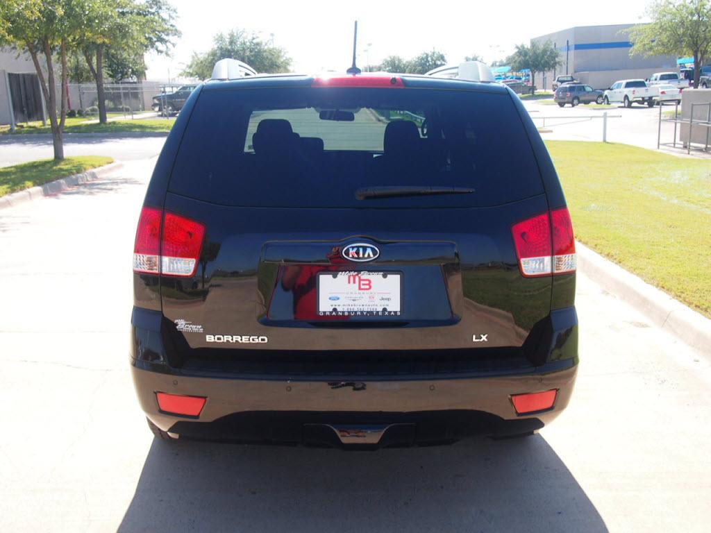 2009 Kia Borrego SUV 27k miles - $16988 (Granbury) Texas ...