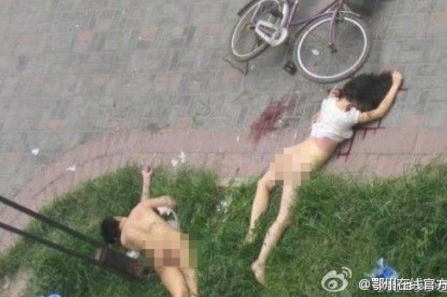 Chinese Couple Killed 'After Falling From Window While Having Sex'
