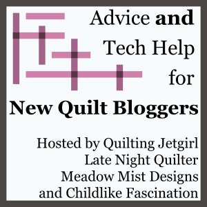 New Quilt Bloggers Blog Hop 2015