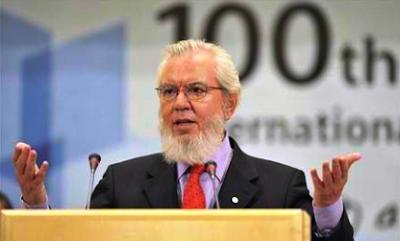ILO Director-General Juan Somavia