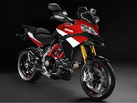 2012 Ducati Multistrada 1200S Pikes Peak Gambar Motor 1