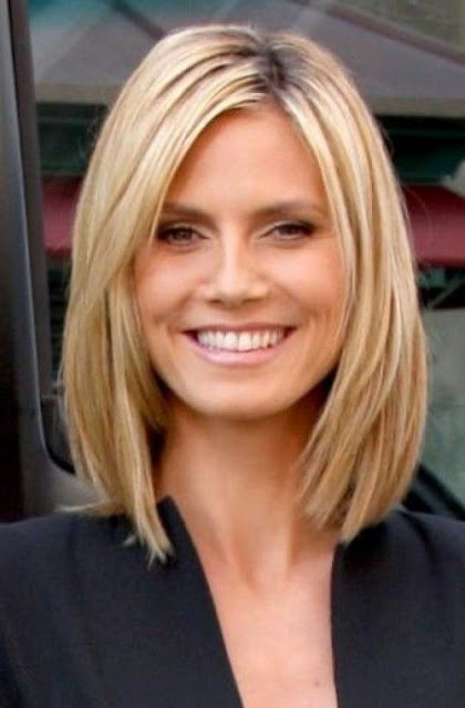 Short Haircuts For Thick Hair And Oval Face With Long Layers And Bob