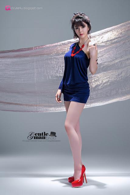 5 Super Lee Ji Woo - very cute asian girl - girlcute4u.blogspot.com