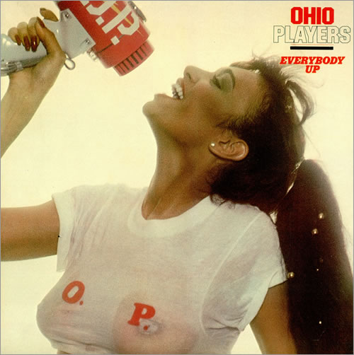 Ohio Players - Everybody Up album cover