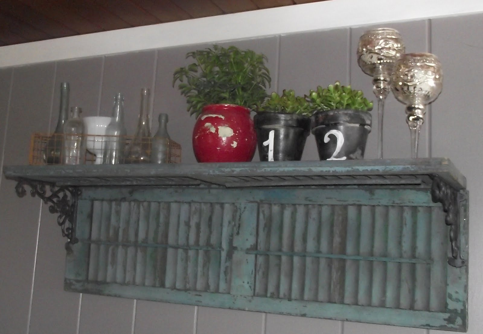 Creative Ways To Use Shutters Upcycled New With