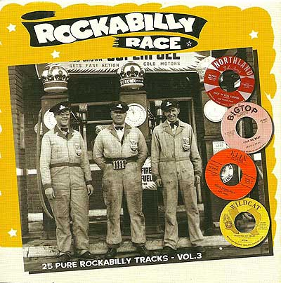 Great collection of classic 50 39s rockabilly Includes info on each track in
