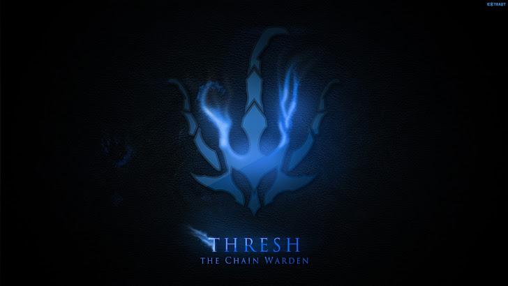 Thresh icon logo League of Legends