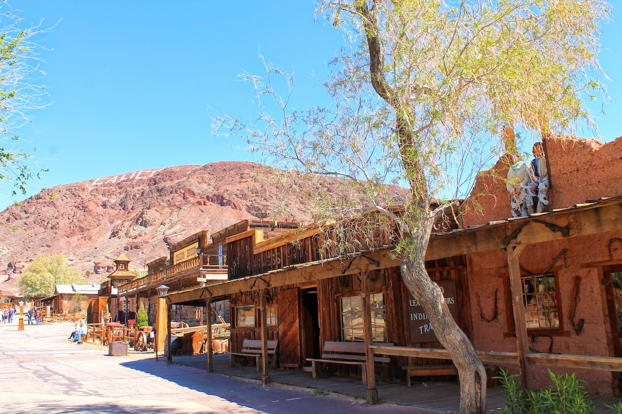 Exploracation: Calico Ghost Town: The Silver is Gone, but ...