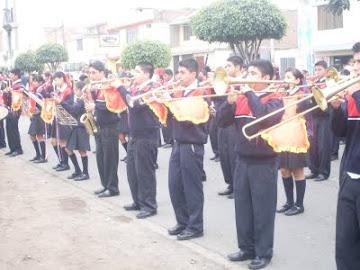 NUESTRA GRANDIOSA BANDA DE MÚSICA