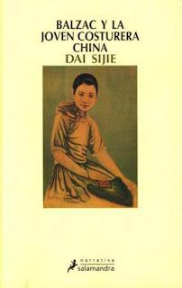 Balzac y la joven costurera china Dai Sijie