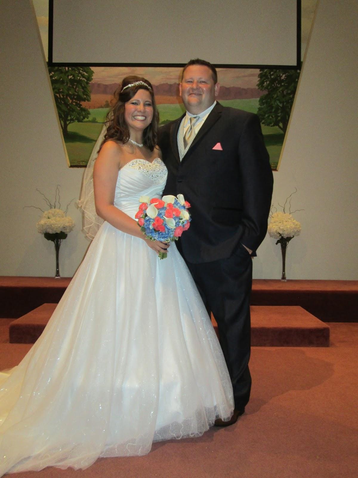 Tim kenniston wedding