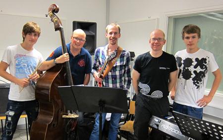 Fed pianist til fed rytmegruppe i det nordjyske jazzliv