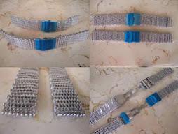 Mesh Bracelet 20mm & 22mm