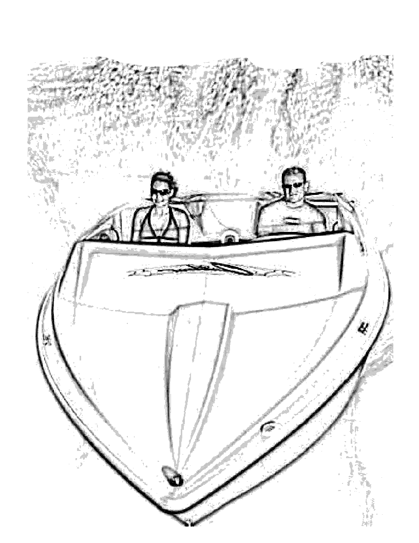 Transportation For Kids Coloring Pages: Boats Transportation ...