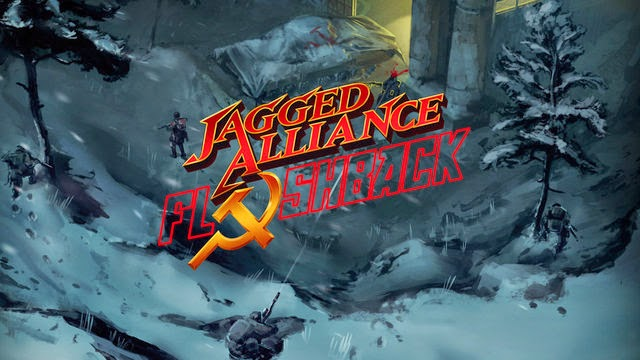 Jagged Alliance Flashback v0.2 +Cracked-3DM