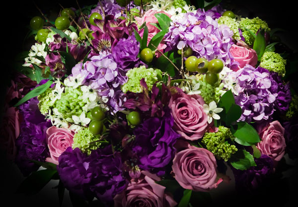 no tom Lilás e romântico ♡ « Noiva Nova  Blog de Casamento