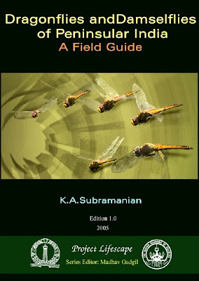 Dragonflies and Damselflies of Peninsular India - A Field Guide
