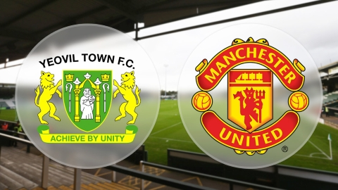 Yeovil Town FC vs  Manchester United FA Cup 2015