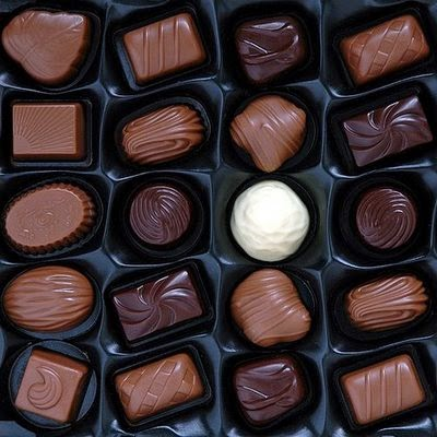 Cara Mudah Membuat Permen Coklat Susu