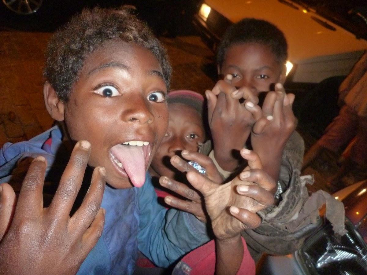 Antananarivo Street Kids