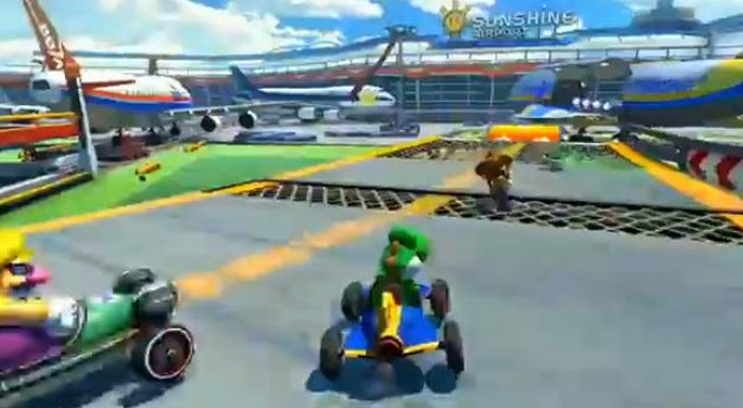 Mario Kart 8 sur Wii U le 30 mai 2014