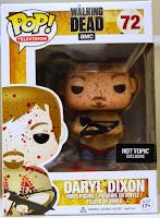 Funko Pop! Daryl Dixon Poncho Bloody